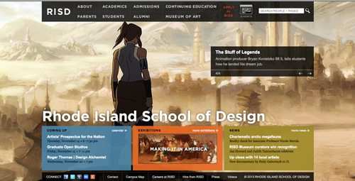 28. Rhode Island School of Design