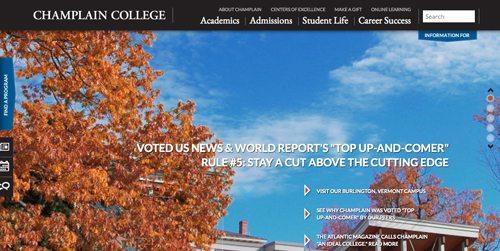 30. Champlain College
