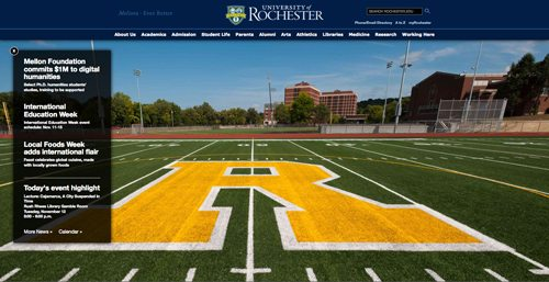 8. University of Rochester