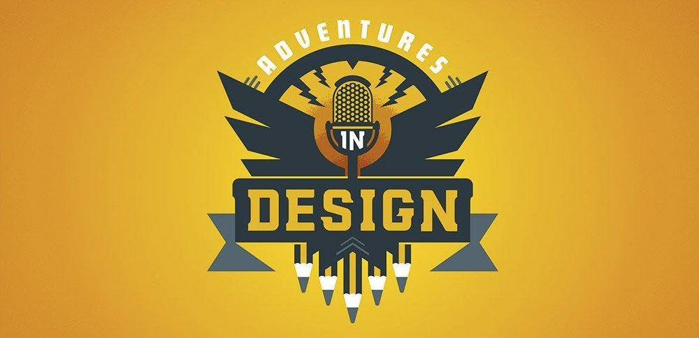 Deeply Graphic DesignCast: a top design podcast by Mark Brickey